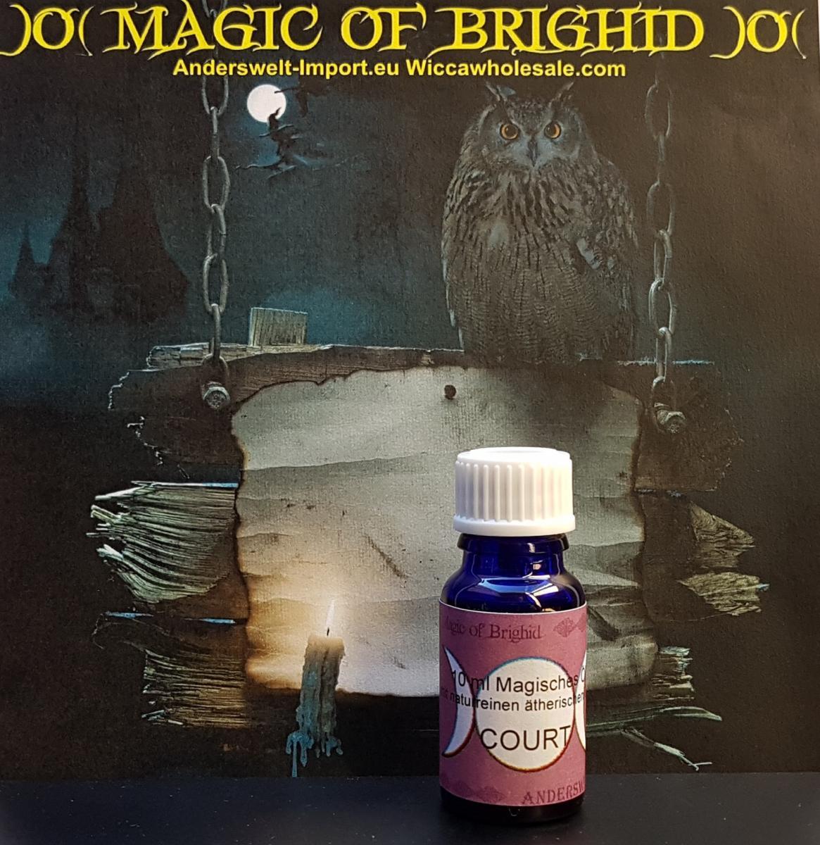 court oils spells,  baby witchtok, junghexen