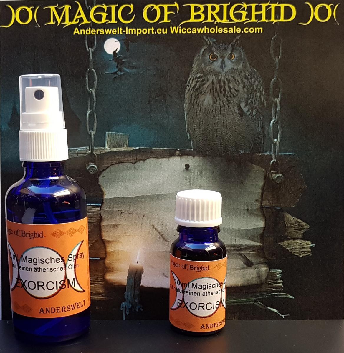 exorcism spells,  baby witchtok, junghexen
