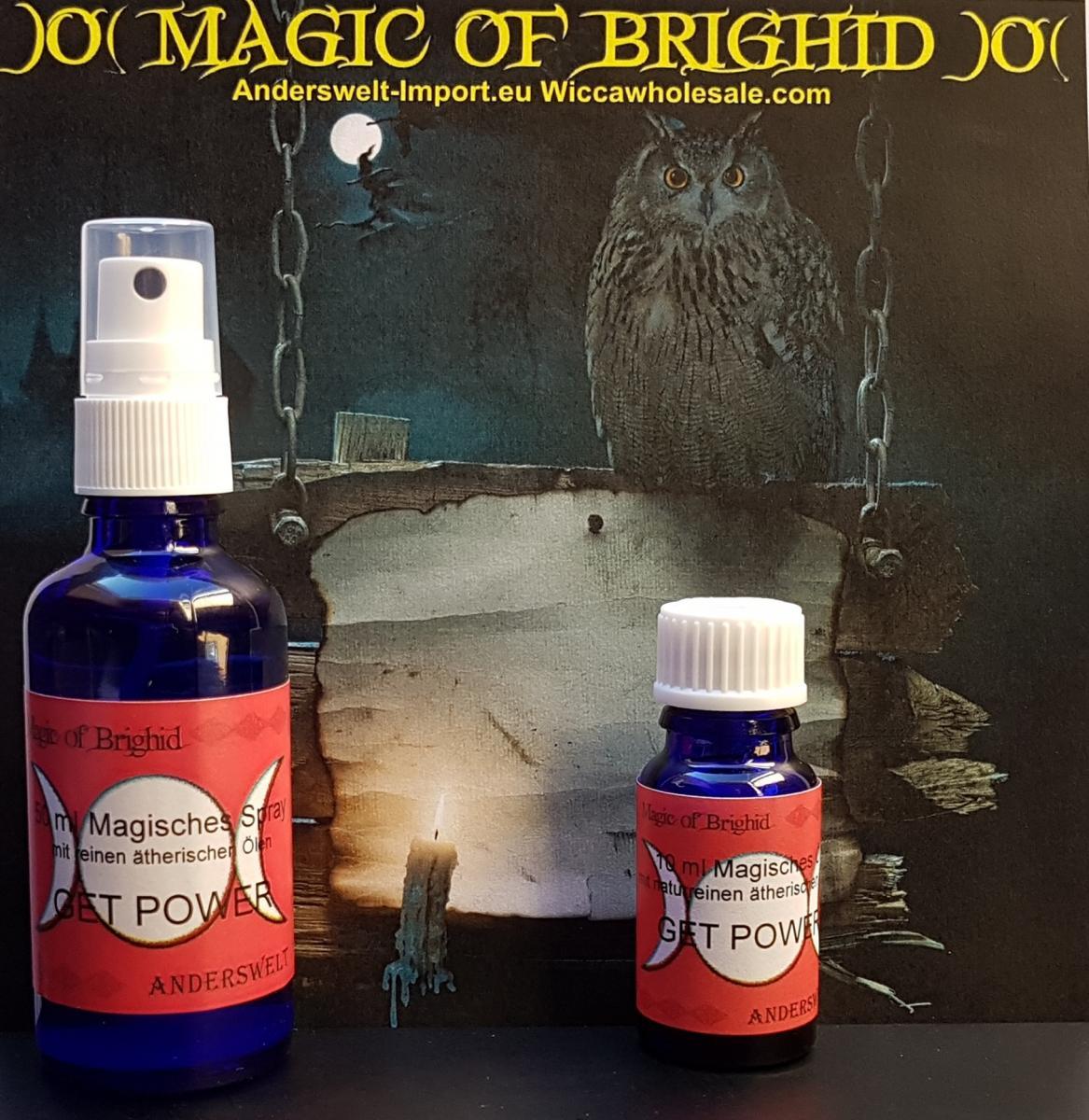 get power spells,  baby witchtok, junghexen