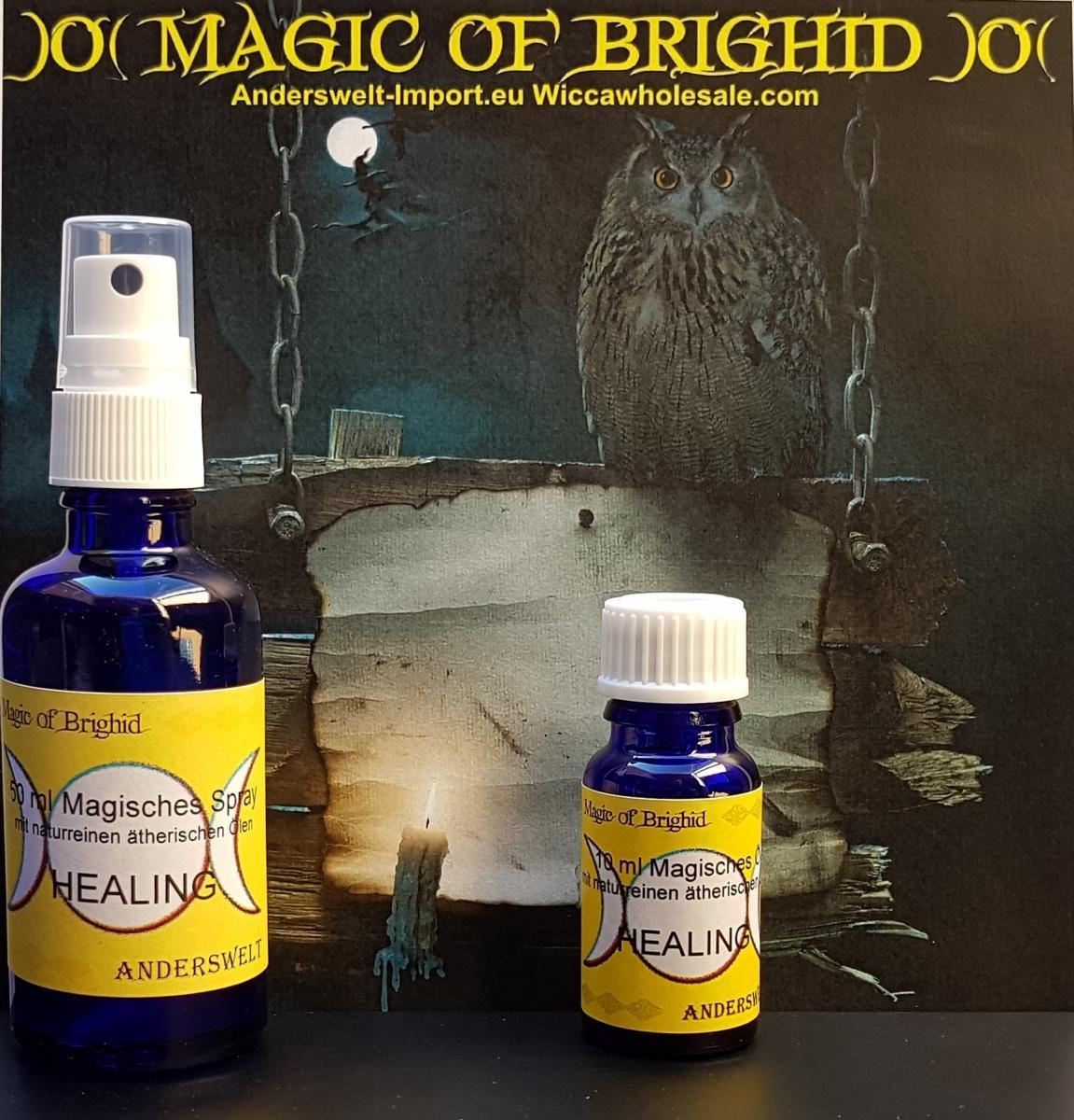 healing spells,  baby witchtok, junghexen