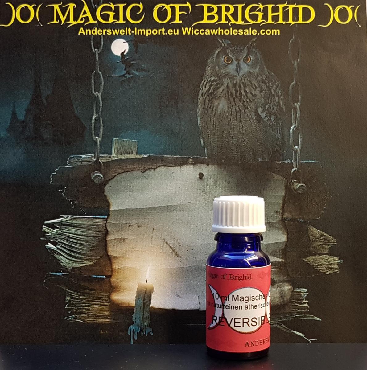 reversible oil spells,  baby witchtok, junghexen