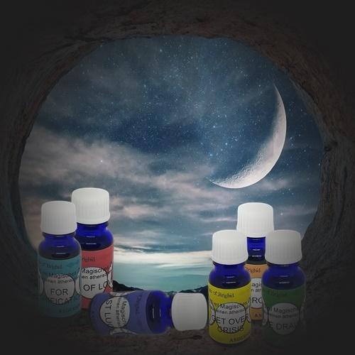 Magic of Brighid Magische Öle