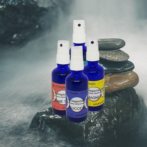 Magic of Brighid Magische Sprays
