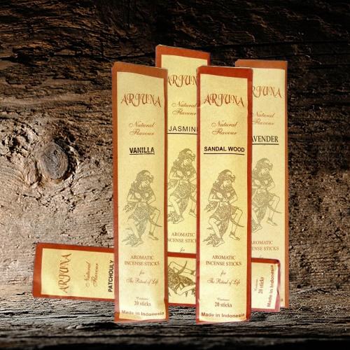 Arjuna Natural Flavour Incense sticks
