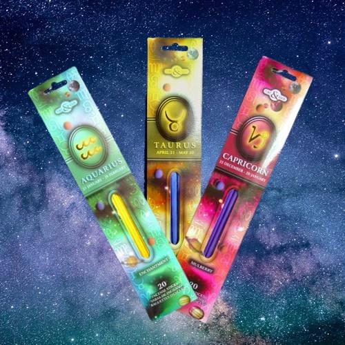 Zodiac Incense Sticks