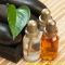 Essential oils from organic farming