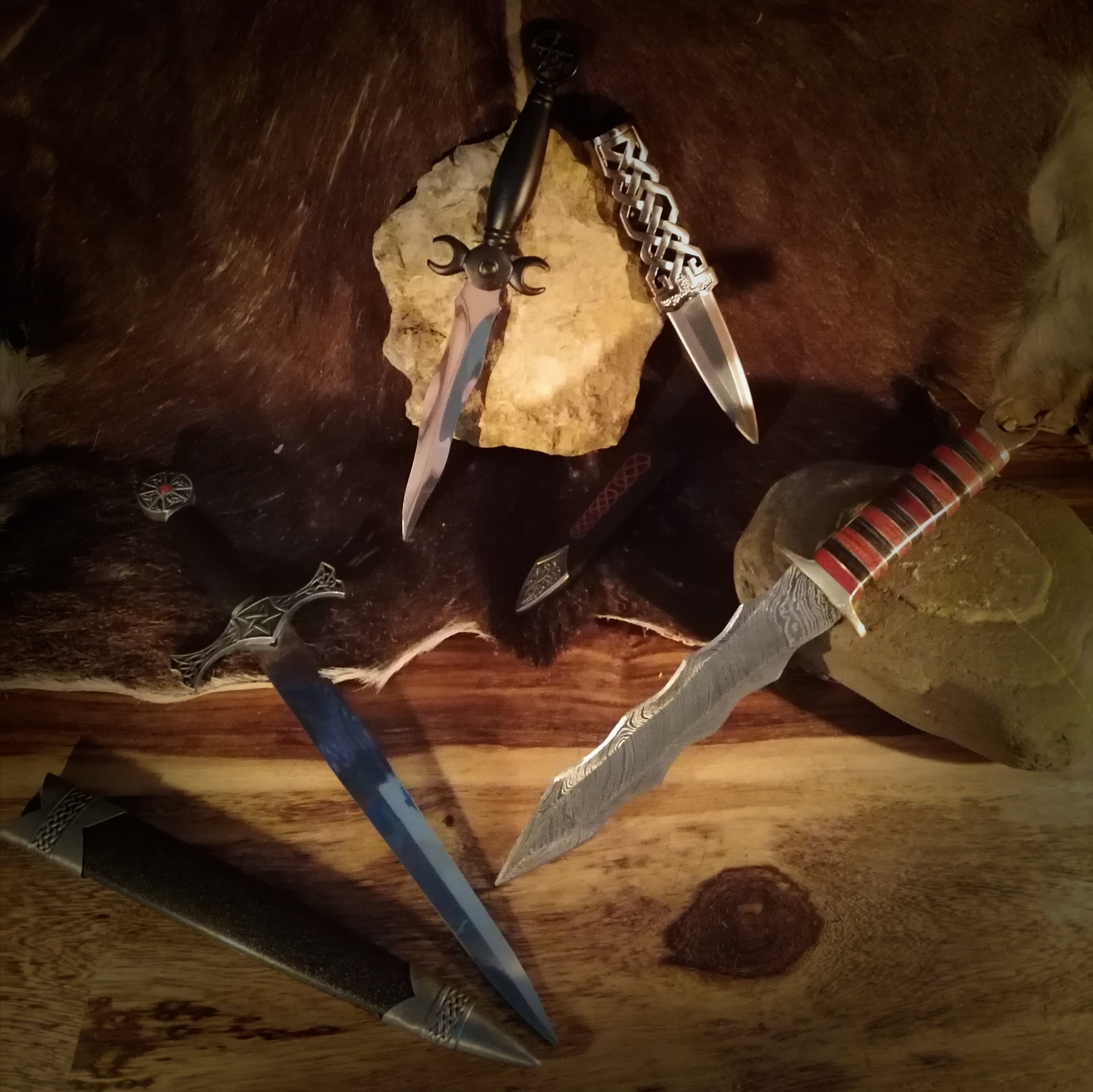 Dolche ( Athame )
