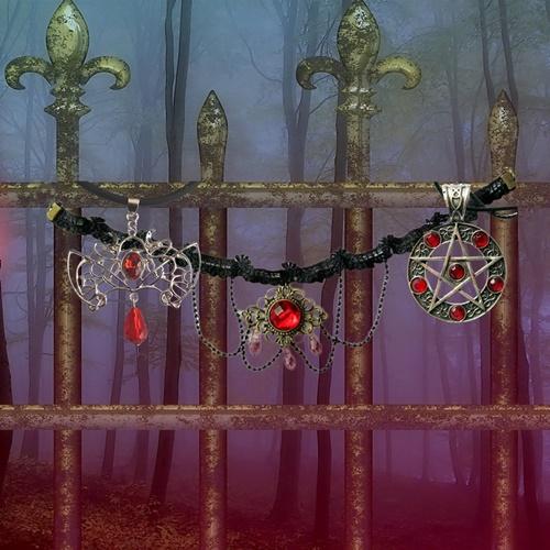 Gothic jewelery