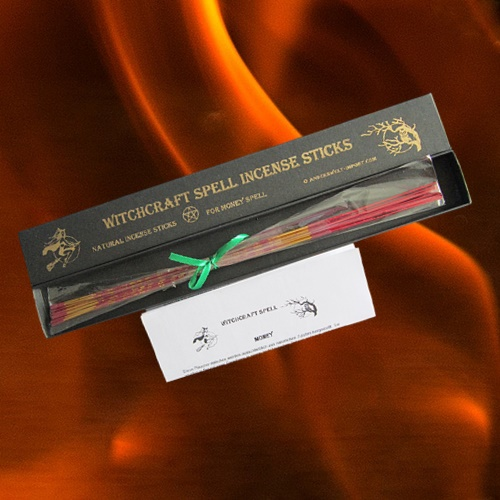 Witchcraft Spell incense sticks