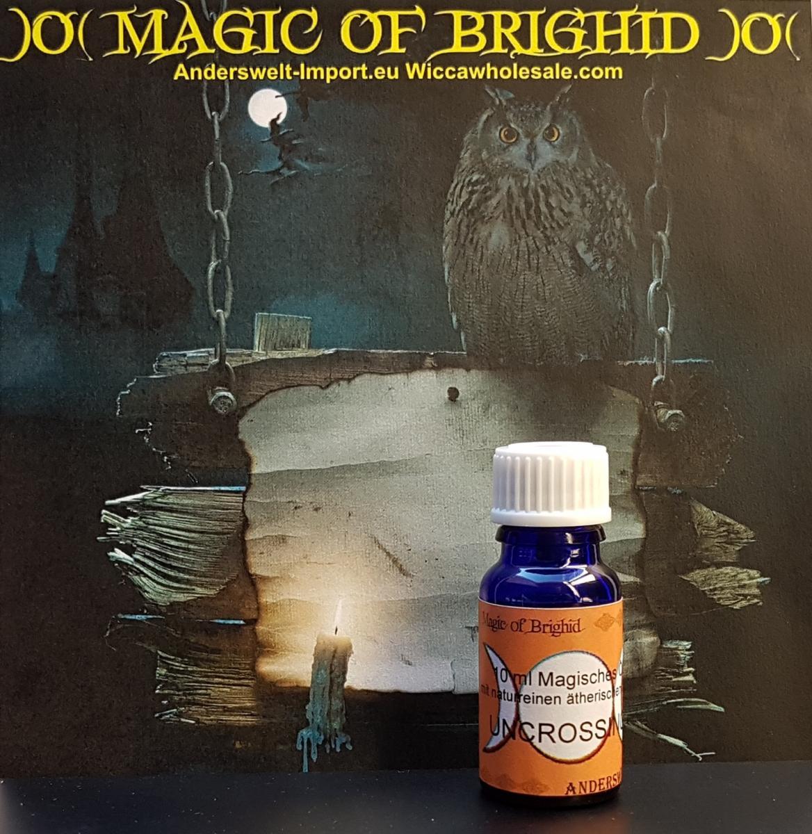 uncrossing oil spells,  baby witchtok, junghexen
