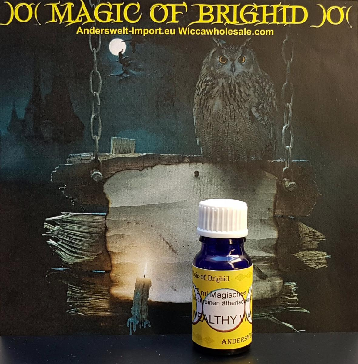 wealthy way oil spells, vision spells,  baby witchtok, junghexen