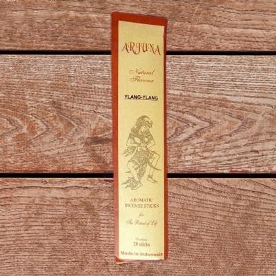 Arjuna arôme naturel bâtons d'encens Ylang Ylang