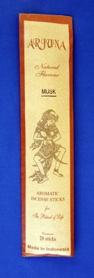 Arjuna Natural Flavour Incense sticks Musk