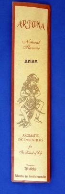 Arjuna Natural Flavour bastoncini di incenso Oppio