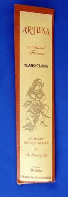 Arjuna Natural Flavour bastoncini di incenso Ylang Ylang
