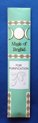 Magic of Brighid Bastoncini di incenso For Purification