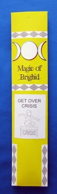 Magic of Brighid Bâtons d'encens Get over Crises