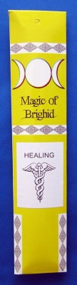 Magic of Brighid Bastoncini di incenso Healing