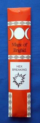 Magic of Brighid Incense sticks Hex Breaking