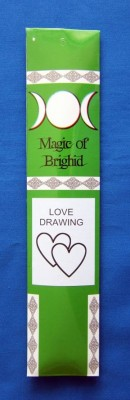 Magic of Brighid Bastoncini di incenso Love Drawing