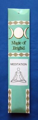 Magic of Brighid Bastoncini di incenso Meditation