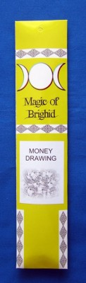 Magic of Brighid Incense sticks Money Drawing