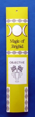 Magic of Brighid Incense sticks Objective