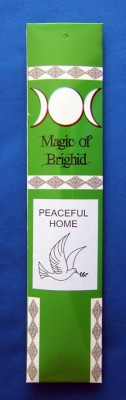 Magic of Brighid Bastoncini di incenso Peaceful Home