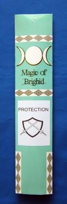 Magic of Brighid Bastoncini di incenso Protection