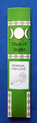 Magic of Brighid Bastoncini di incenso Sensual for Love