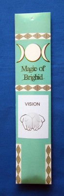 Magic of Brighid Bastoncini di incenso Vision