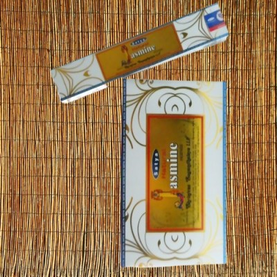 Incense Stick Satya Natural Jasmine 15 g