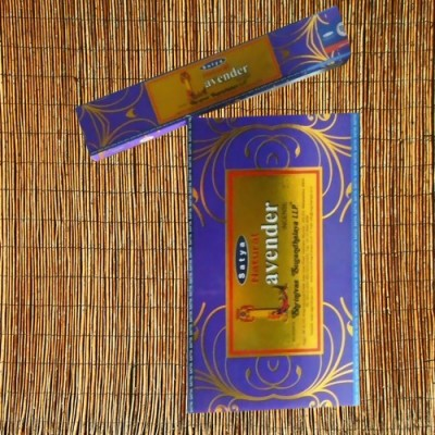 Incense Stick Satya Natural Lavender 15 g