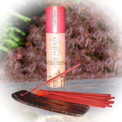 Agra Magic incense sticks, apple
