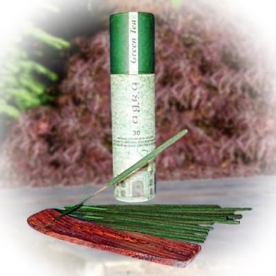 Agra Magic bâtons d'encens, thé vert