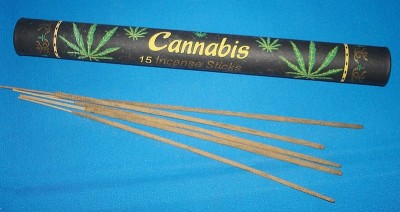Cannabis incense sticks 1 piece