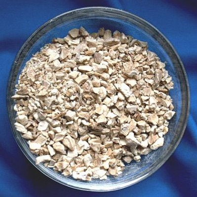 Orris root (Iris florentina) Bag with 500 g.