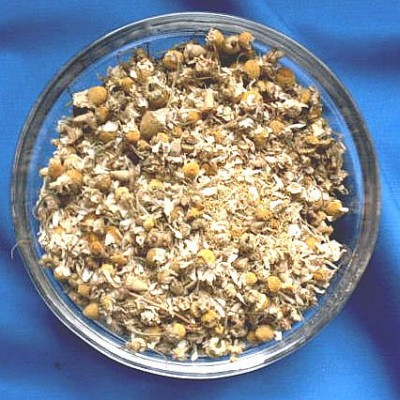 Camomile Flowers (Tripleurosperum indor.) Bag with 30 g.