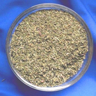 Thyme (Thymus vulgaris) Bag with 250 g.