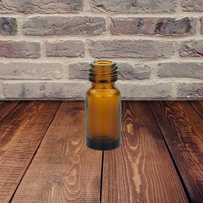 Flacone contagoccie marrone 5 ml