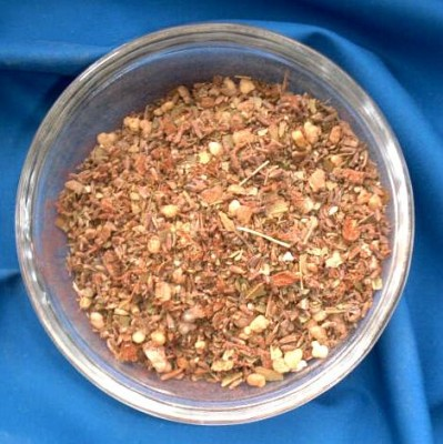 Chakra Incense Blend - Throat Chakra Bag with 15 g.