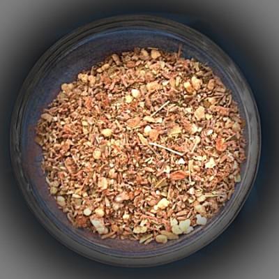 Encens mélange - Chakra de la Gorge