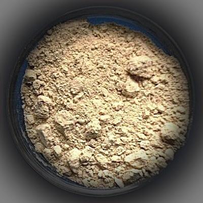 Bois de santal blanc, broyé