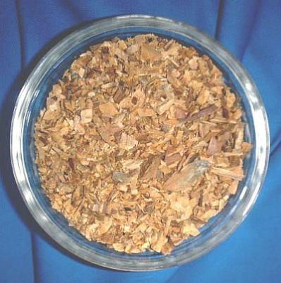 Palo Santo - Heiliges Holz Beutel mit 25 g.