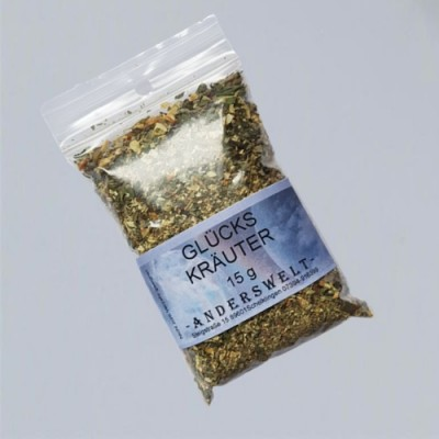 Luck Powder Bag with 15 g.