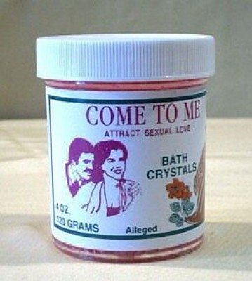 Magick Crystals Come to me Plastic jar 113 gr.