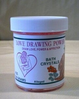 Zauberkristalle Love Drawing Dose 113 gr.