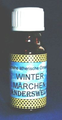 Essential oils blend Winter Romance Phial with 10 ml