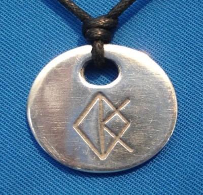 Bind Rune Amulet Creativity