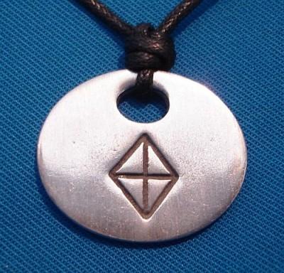 Binderunen Amulett Gesundheit